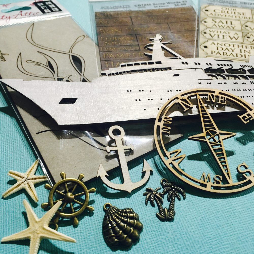 Scrapbooking Products