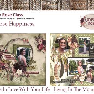 Gypsy Rose Instructions