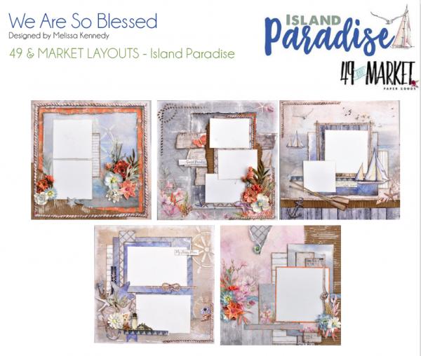 CC FP – Island Paradise Sn