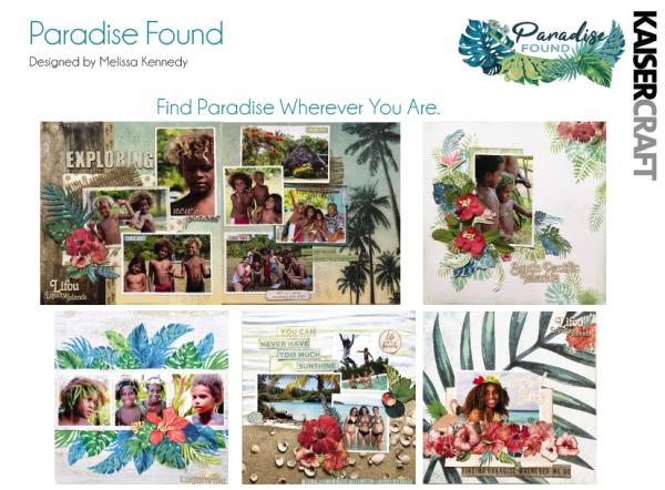 Paradise Found Sn