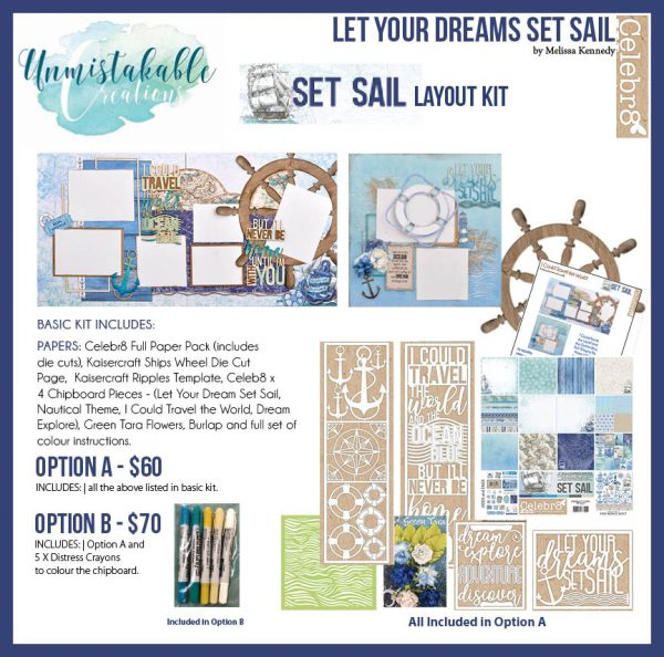 SET SAIL Cruise class Layout Offer